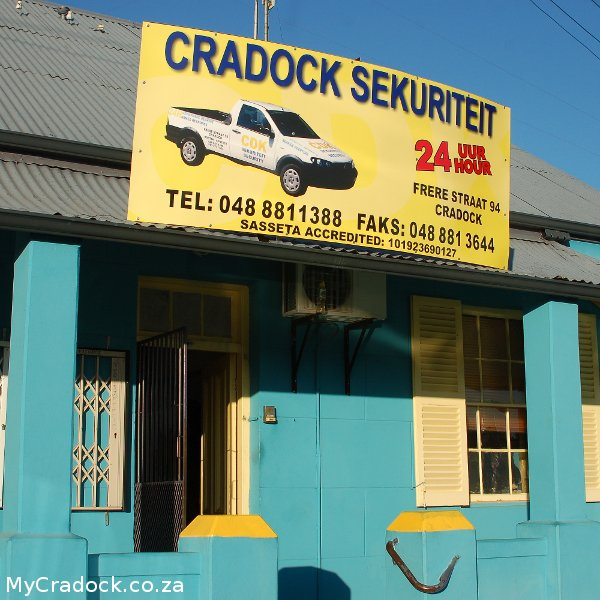 Cradock Security Offices