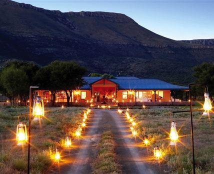 Samara Private Game Reserve - Karoo Lodge