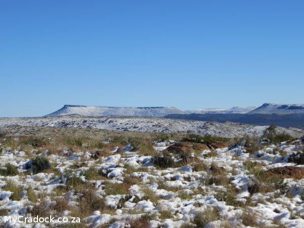 Karoo Snow June 2013