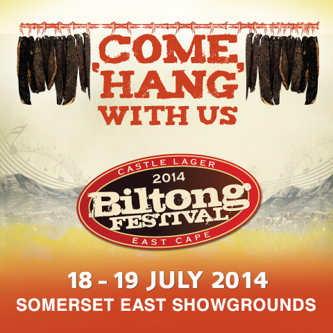 The Castle Lager East Cape Biltong Festival 2014